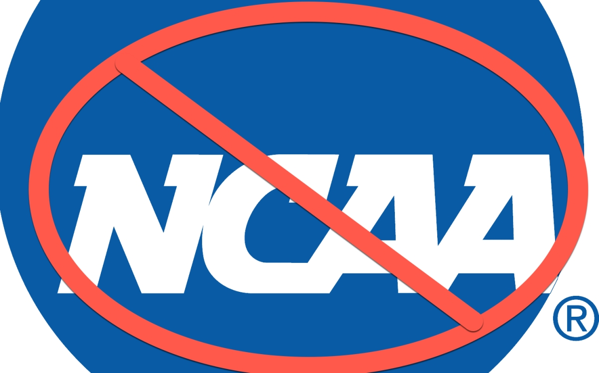 No more student athletes. All college sports should be professional.